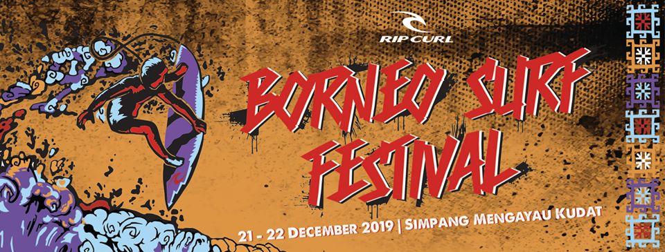 Borneo Surf Festival at Tanjung Simpang Mengayau in Kudat