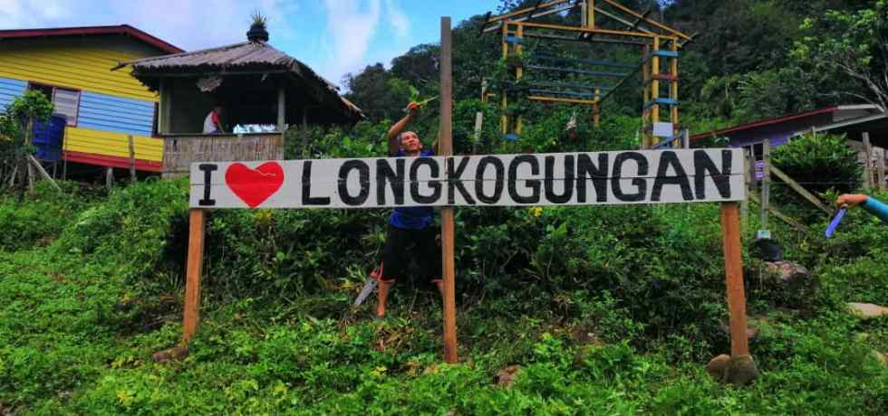 Sk Longkogungan is located about 10kilometres from the main road
