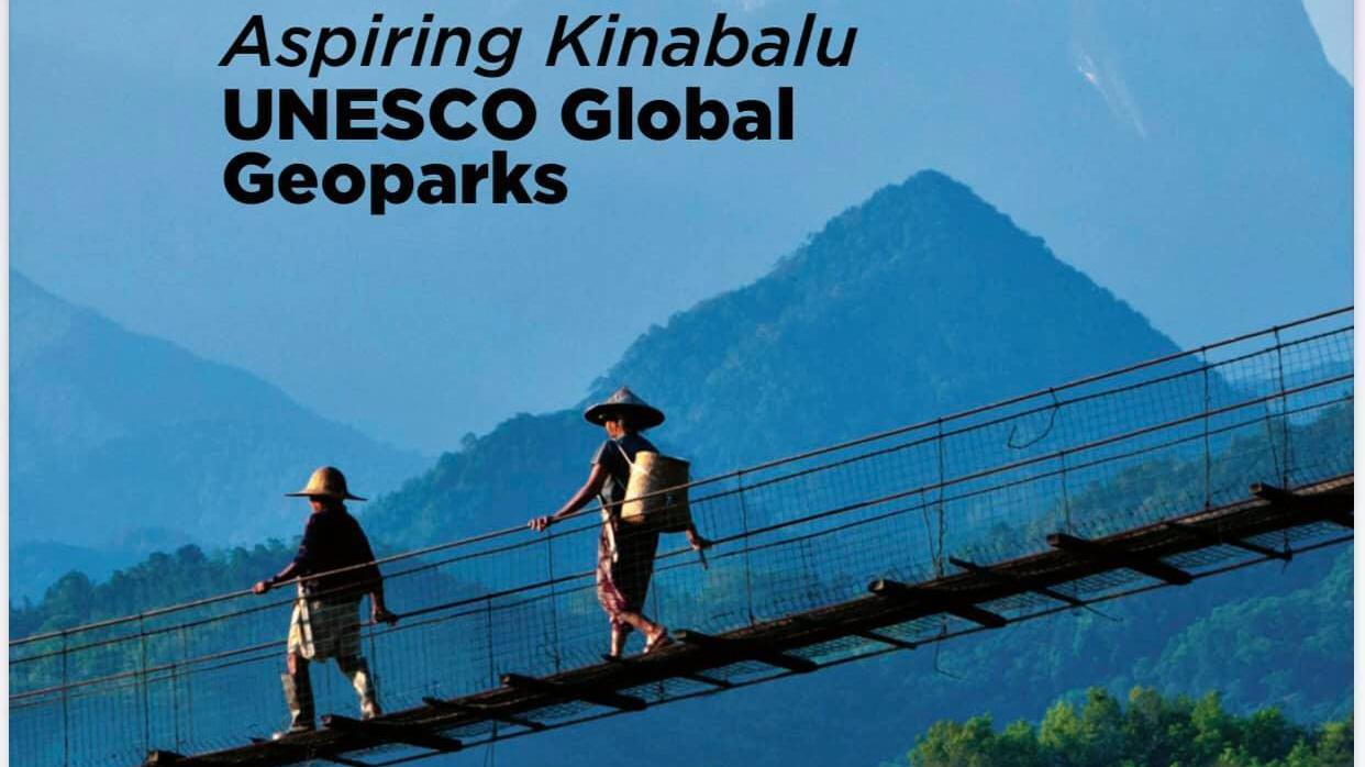 Kinabalu UNESCO Global Geoparks