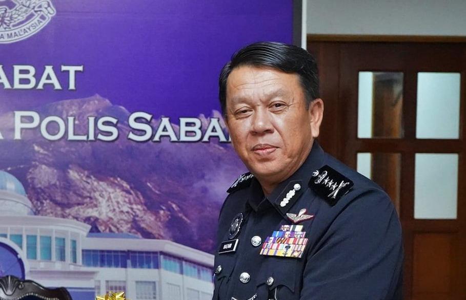 Ketua Polis Sabah Hazani Ghazali