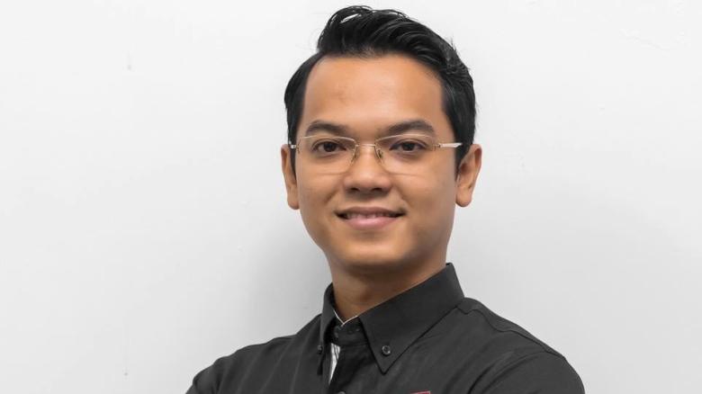 Sabah Youth Council president Ahmad Farid Sainuri
