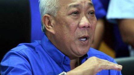 Menteri Kerja Raya Sabah Datuk Seri Bung Moktar.