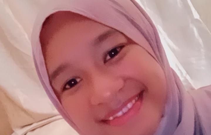 Siti Noraishah yang tinggal di Pulau Tetabuan, Beluran, mendapat keputusan cemerlang dalam SPM tahun 2020