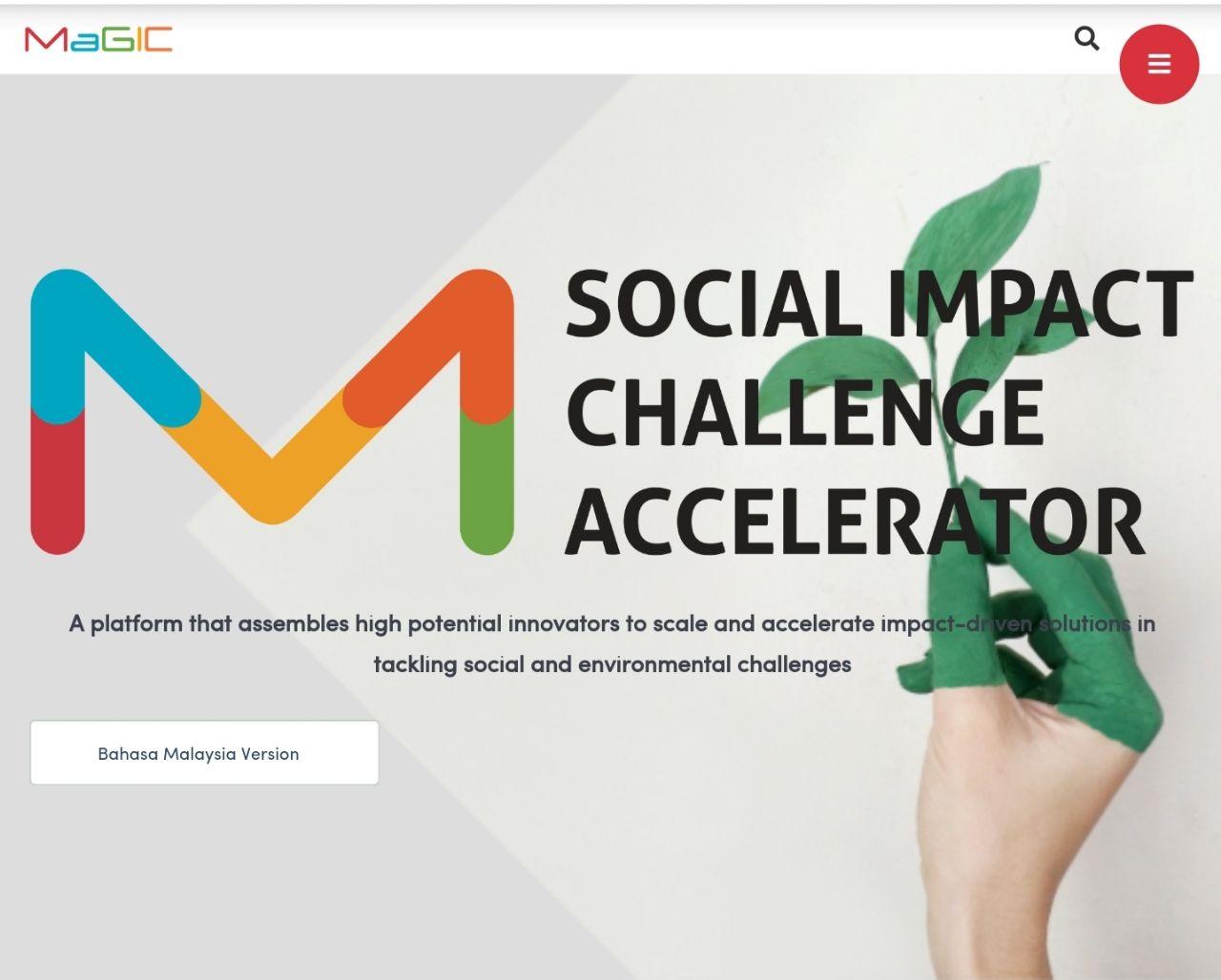 Social Impact Challenge Accelarator