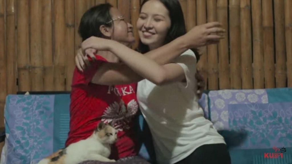 Tiga Kali Satu Hari- KupiKupi FM video clip