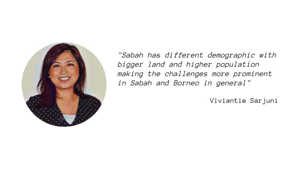 Viviantie Sarjuni general manager of SCEIC