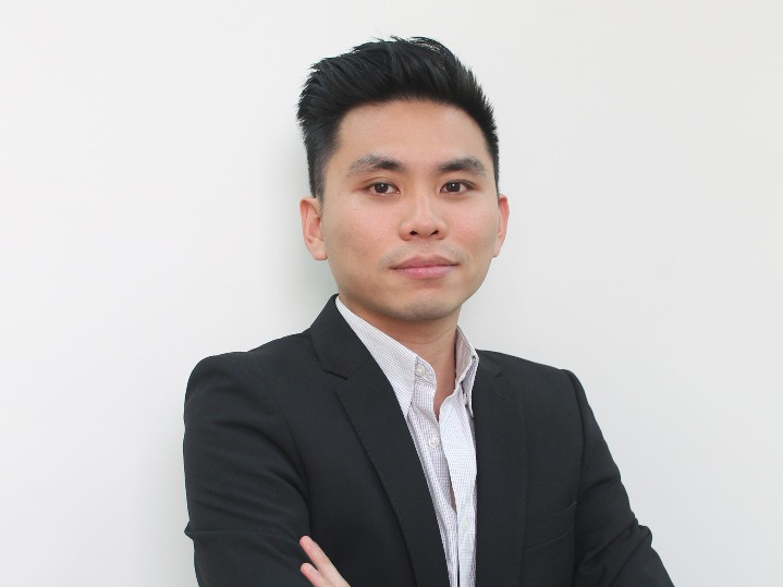 Ang Xing Xian, Co-founder and CEO of CapBay
