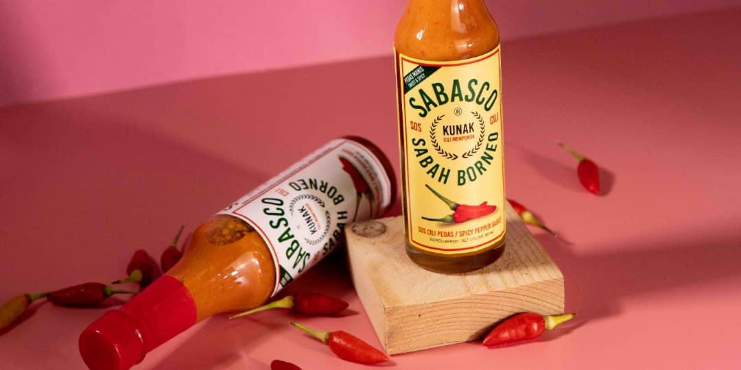 Sabasco Chili from Sabah