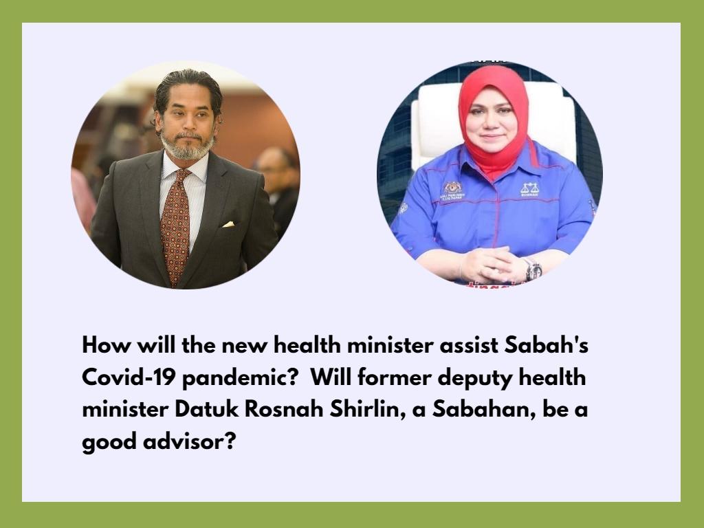KJ visit to Sabah