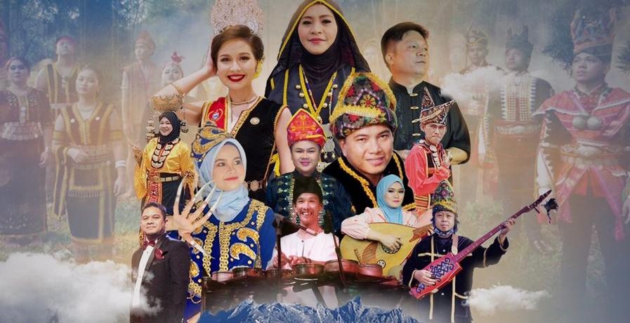 Konsert Rhythms of Kinabalu